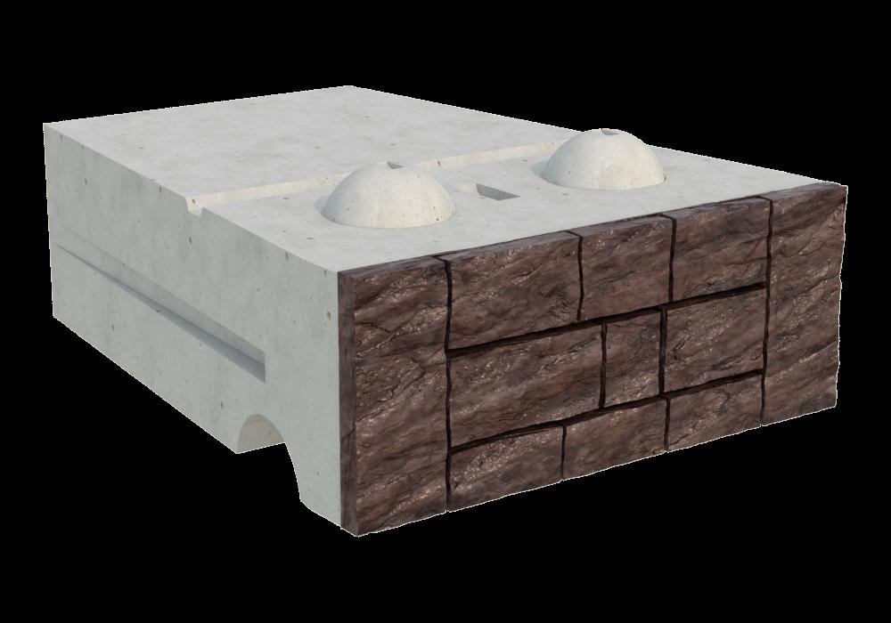 Односторонний блок MaxiBlock K1