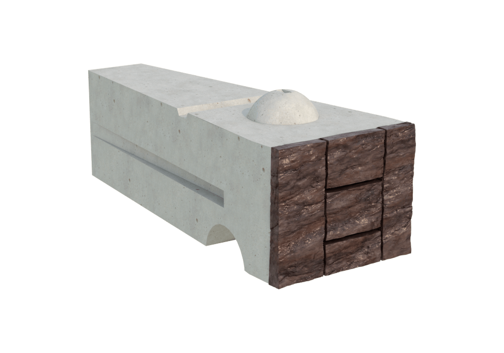Односторонний блок MaxiBlock K1/2