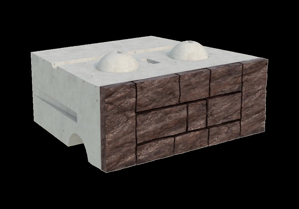 Односторонний блок MaxiBlock K2