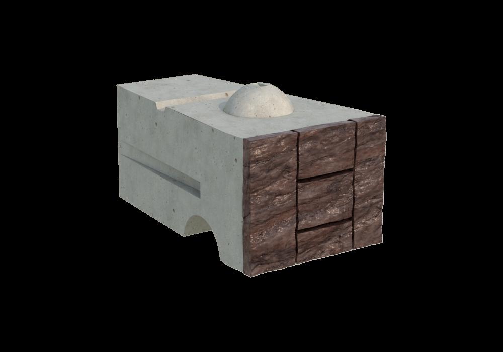Односторонний блок MaxiBlock K2/2