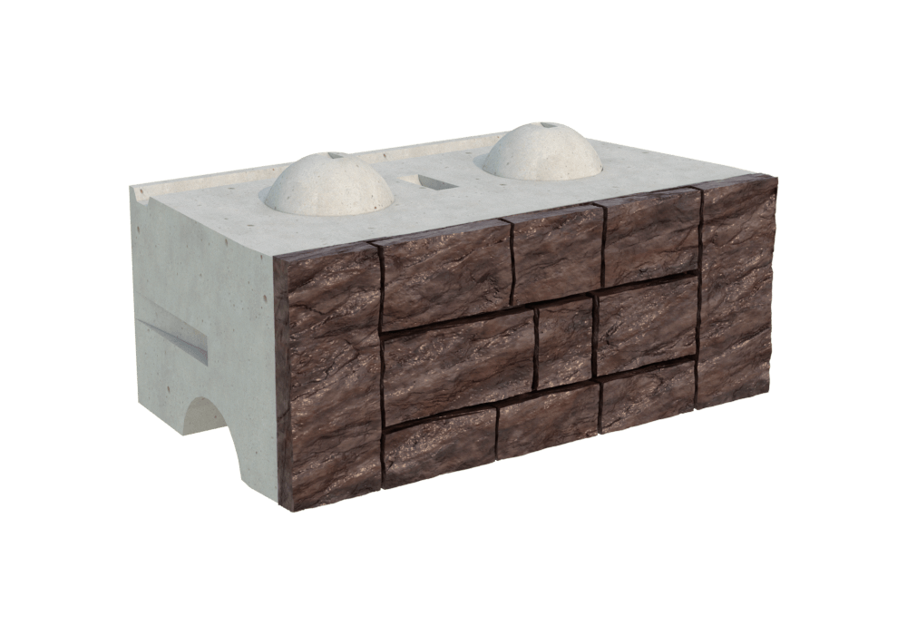 Односторонний блок MaxiBlock K3