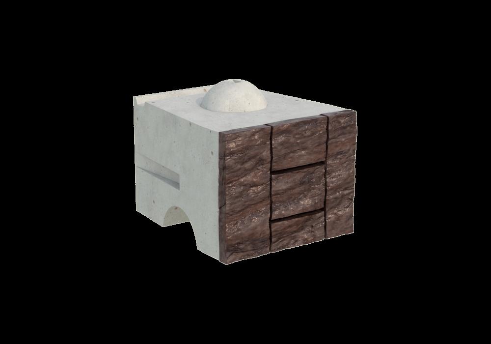 Односторонний блок MaxiBlock K3/2
