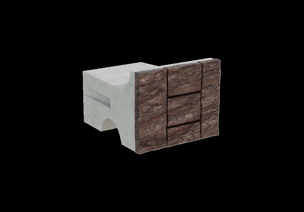 Односторонний блок MaxiBlock K4/2