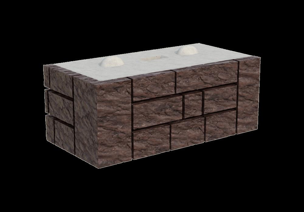 Односторонний блок MaxiBlock KK/1L