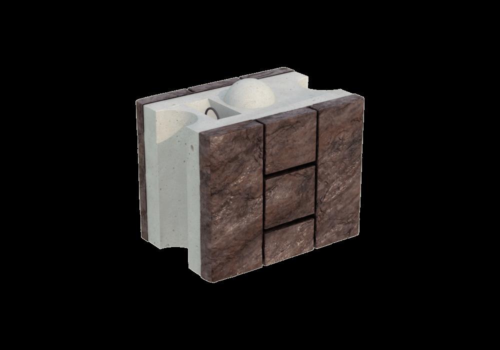 Блок двухсторонний FreeBlock C-1/2
