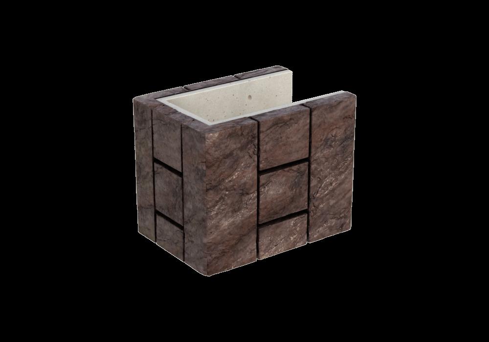 Блок двухсторонний FreeBlock CД-2/2