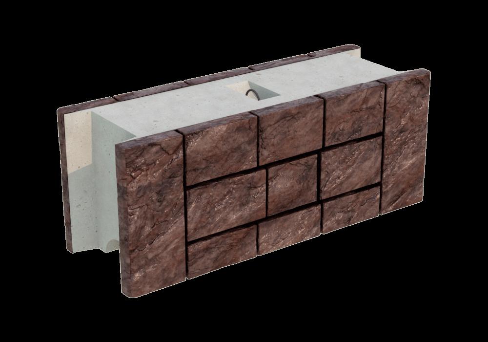 Блок радиусный двухсторонний FreeBlock Р-2