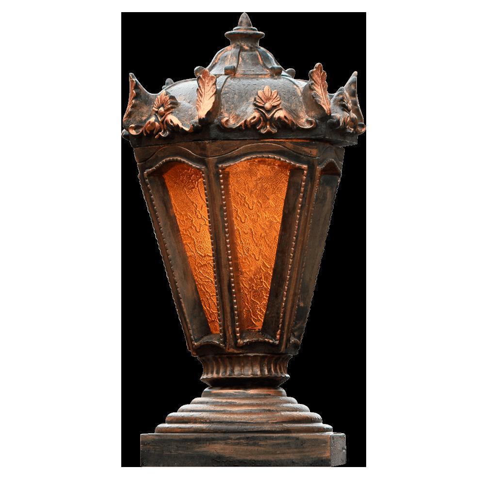 Садовый фонарь Delux mini