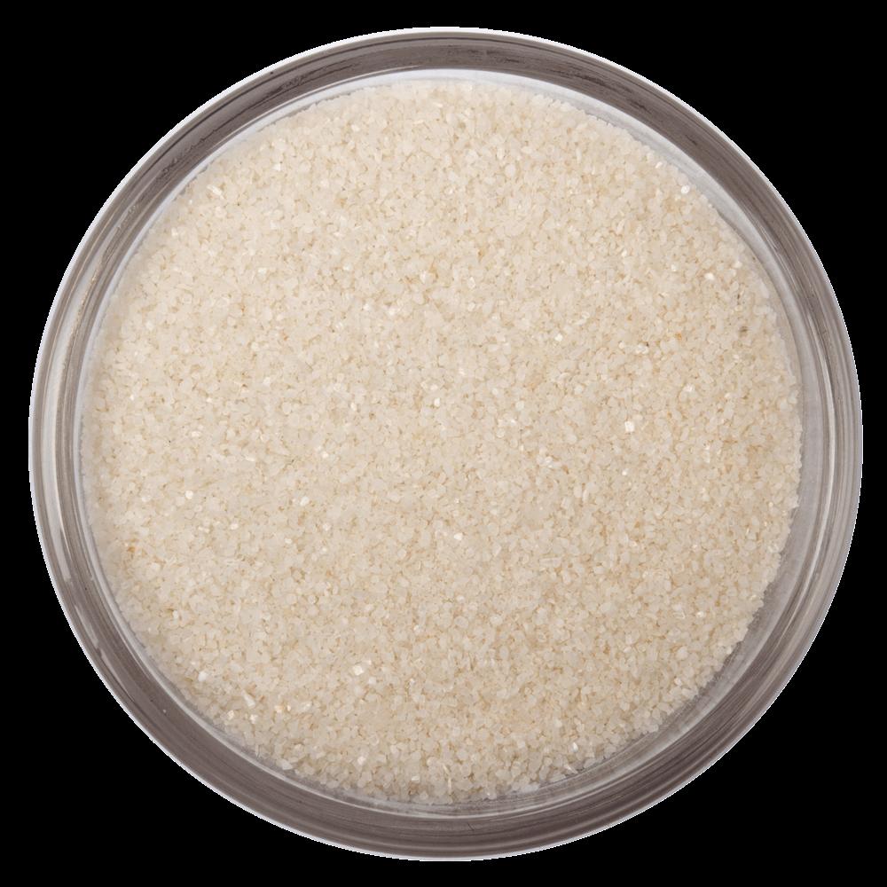 Цветная мраморная крошка RAL 1013, Жемчужно-белый