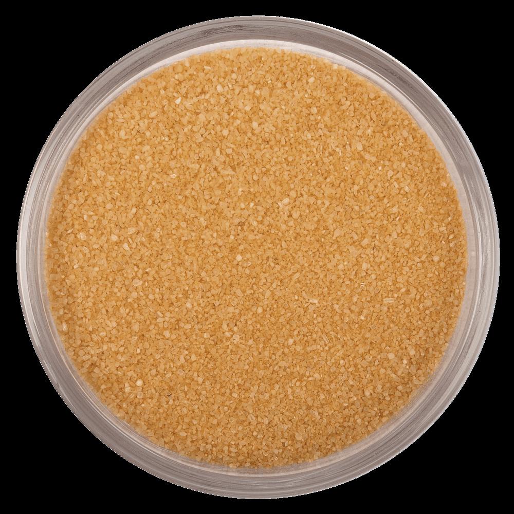 Цветная мраморная крошка RAL 1034, Пастельно-жёлтый