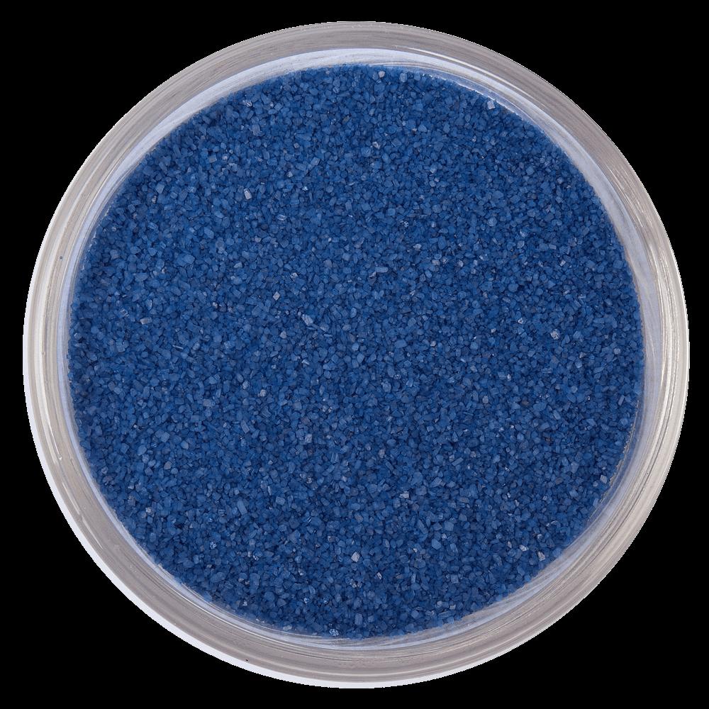 Цветная мраморная крошка RAL 5010, Горечаво-синий