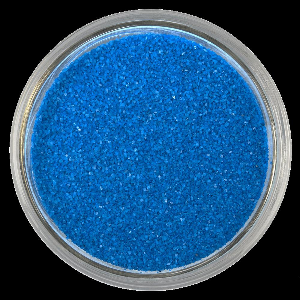 Цветная мраморная крошка RAL 5017, Транспортный синий