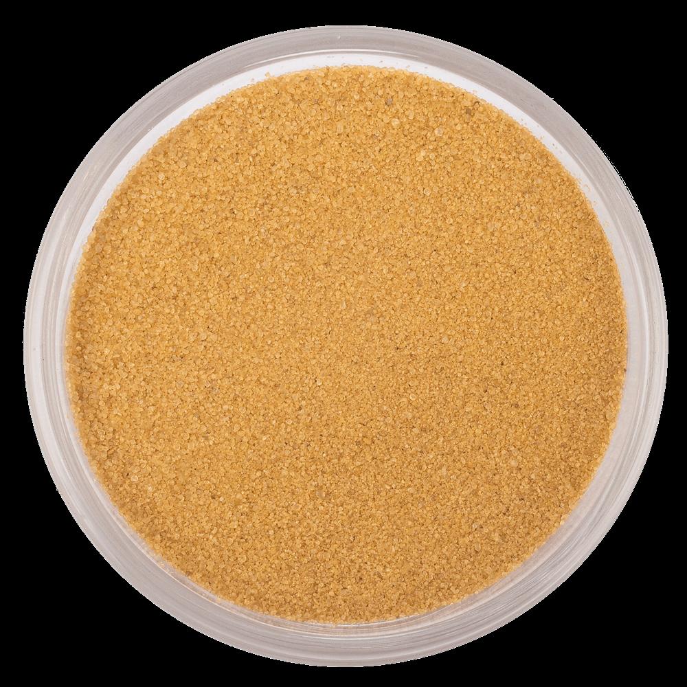 Цветной песок серии Rio RAL 1005, Золотисто-желтый