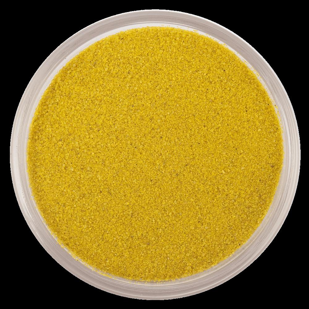 Цветной песок серии Rio RAL 1005, Медово-желтый