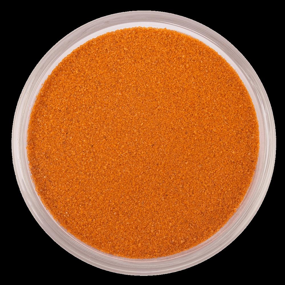 Цветной песок серии Rio RAL 2010, Сингальный оранжевый