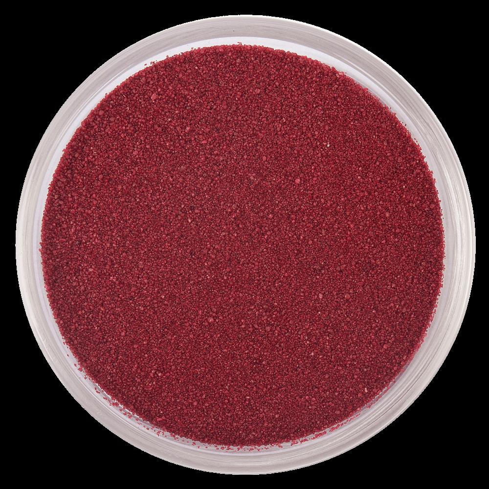 Цветной песок серии Rio RAL 3005, Винно-красный