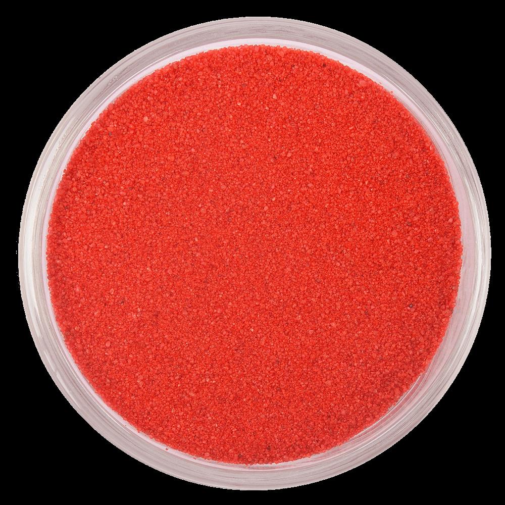 Цветной песок серии Rio RAL 3020, Транспортный красный