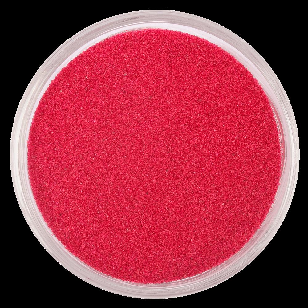 Цветной песок серии Rio RAL 3021, Ориент красный