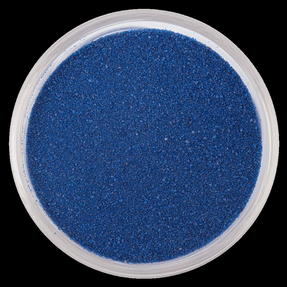 Цветной песок серии Rio RAL 5002, Ультромариново-синий