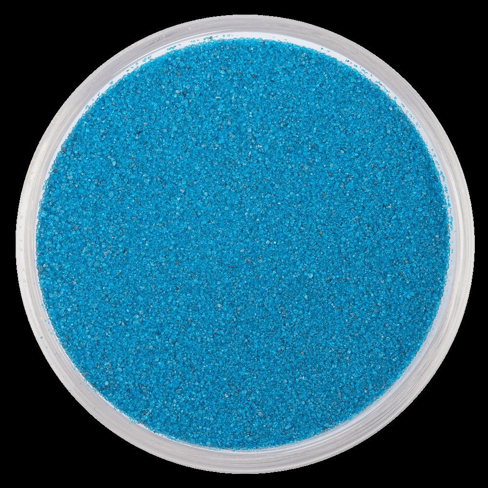 Цветной песок серии Rio RAL 5019, Капри синий