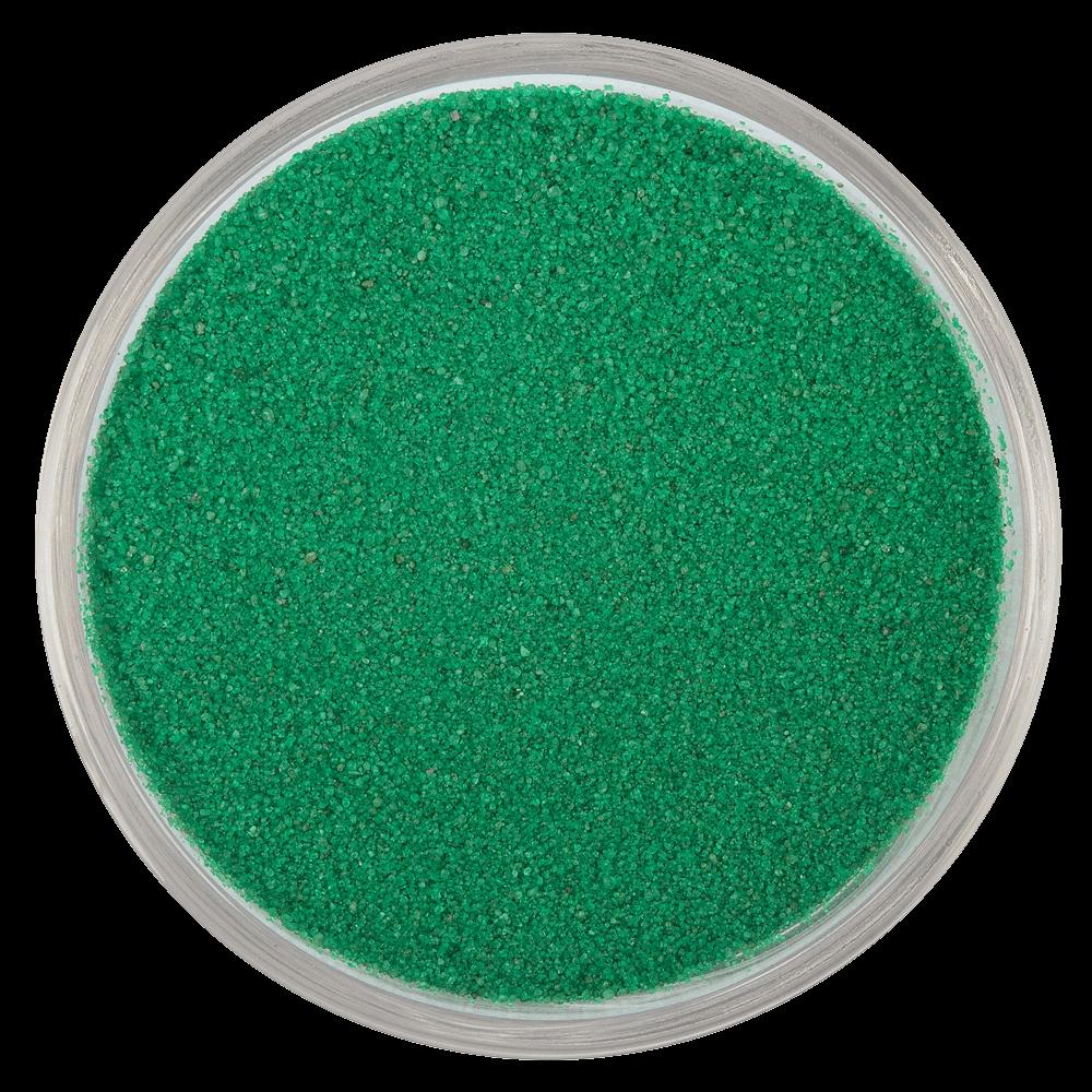 Цветной песок серии Rio RAL 6029, Мятно-зелёный
