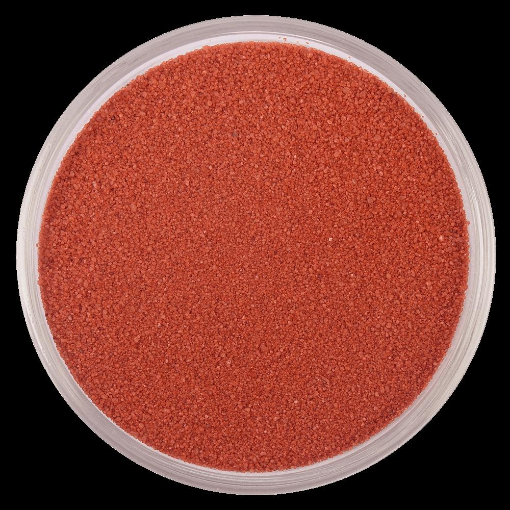 Цветной песок серии Rio RAL 8004, Медно-коричневый