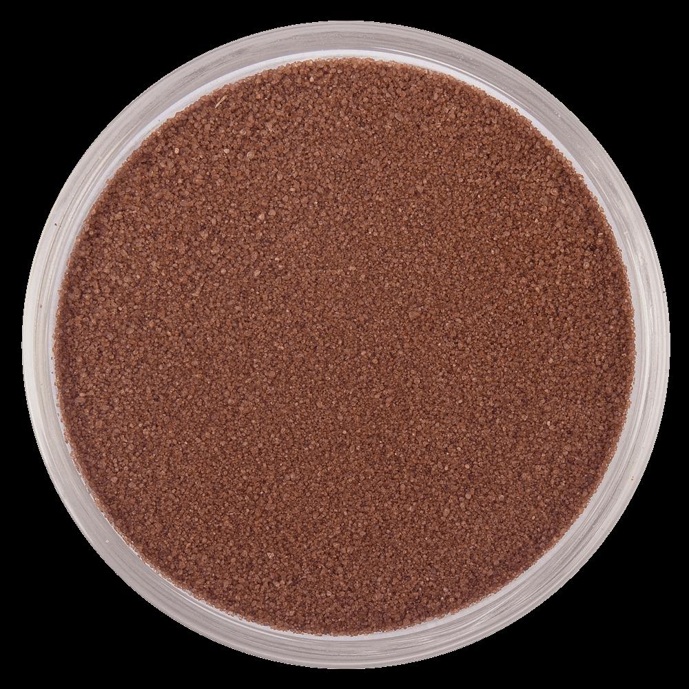 Цветной песок серии Rio RAL 8007, Коричневый