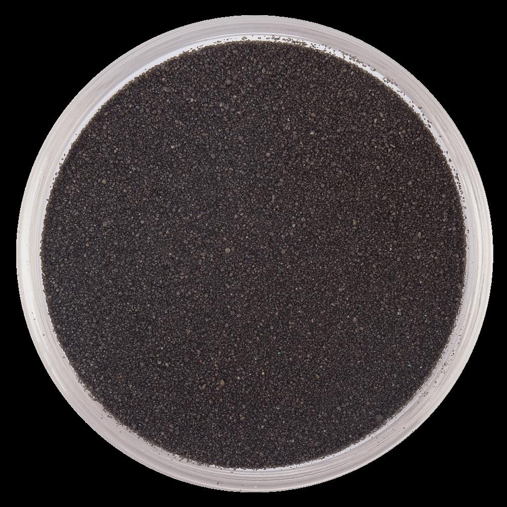 Цветной песок серии Rio RAL 9004/9011, Черный