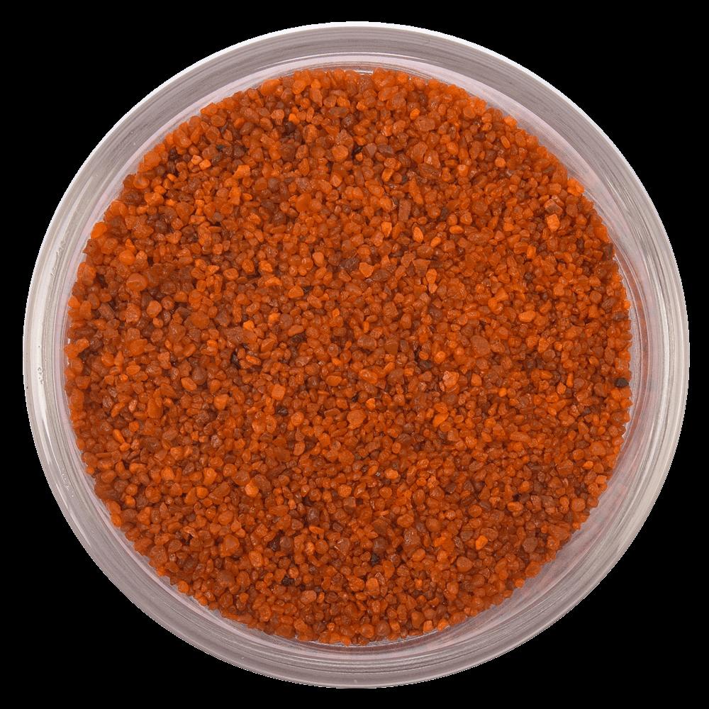Цветной песок серии Carreras RAL 2001, Красно-оранжевый