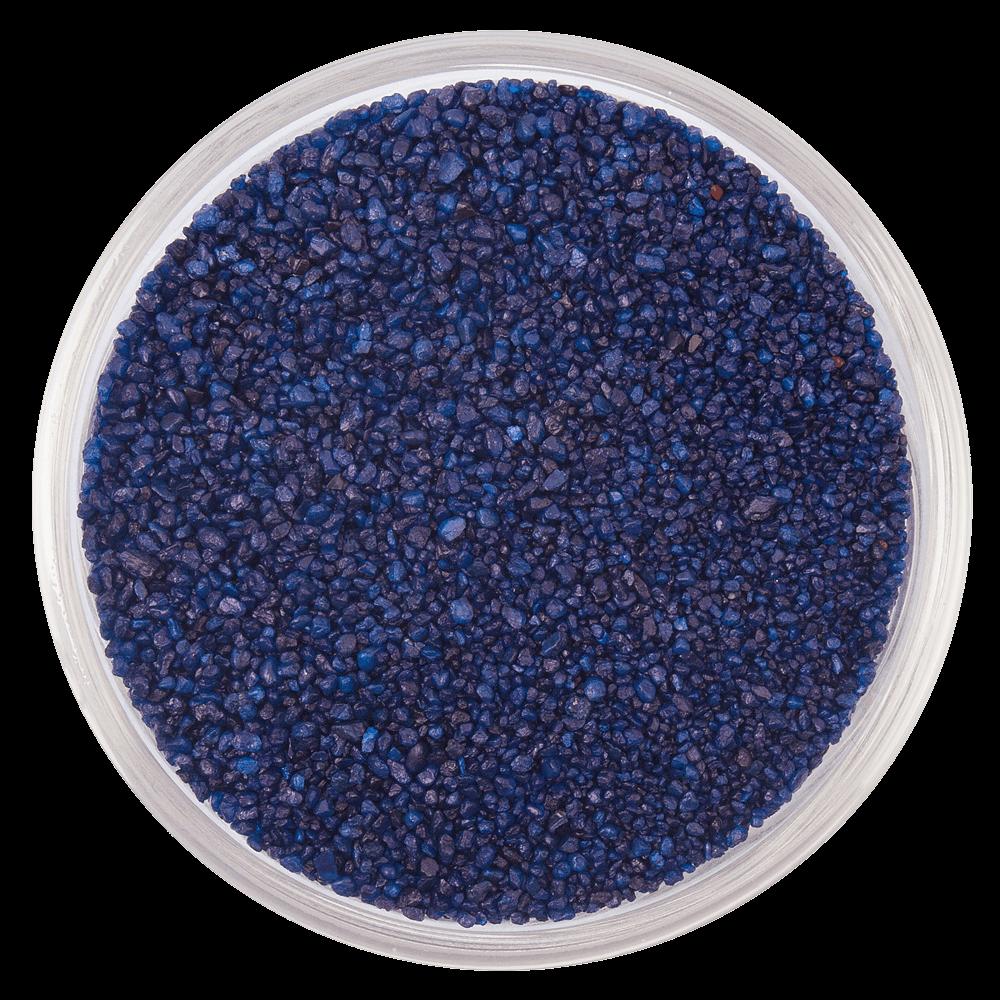 Цветной песок серии Carreras RAL 5013, Кобальтово-синий