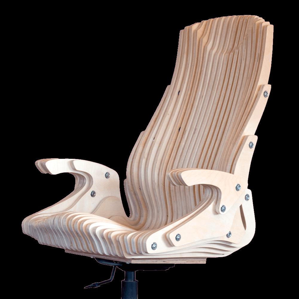 Параметрическое кресло руководителя