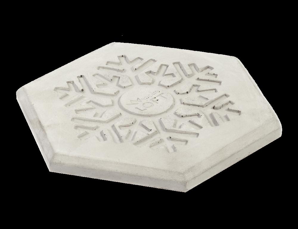 Подстаканник Snow Tile