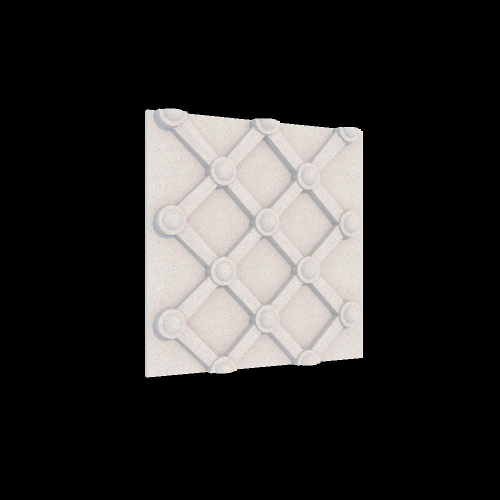 Декор Плетение, 200 x 195 x 21 мм