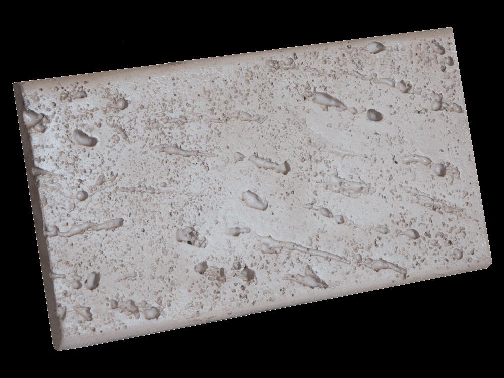 Искусственный камень «Travertino», 400 x 200 x 20 мм