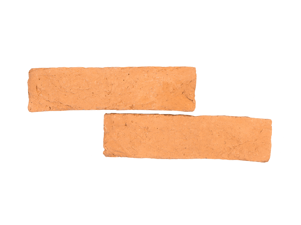 Искусственный камень «Бельгийский кирпич», 250 x 65 x 13 мм