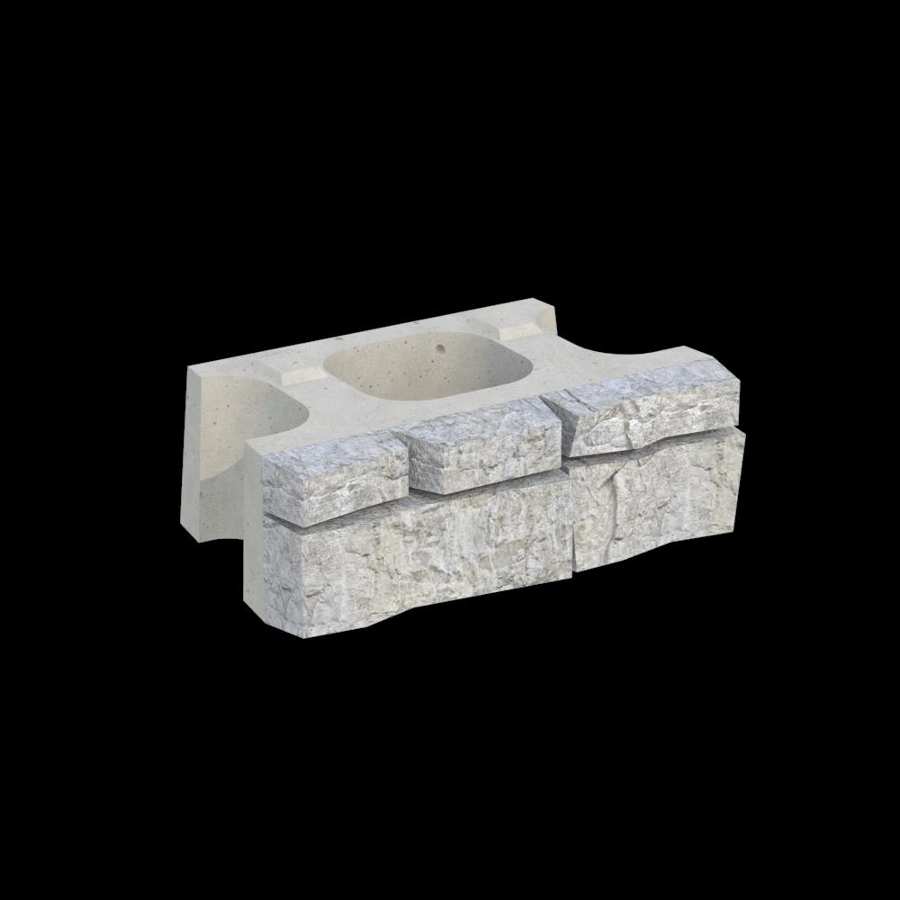 Блок односторонний MiniBlock MW-1