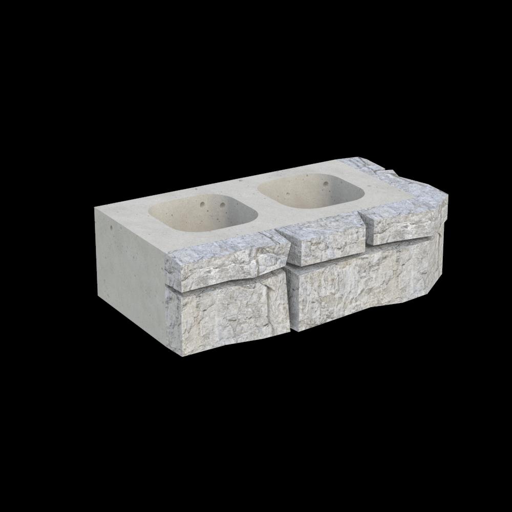 Блок угловой MWL-1