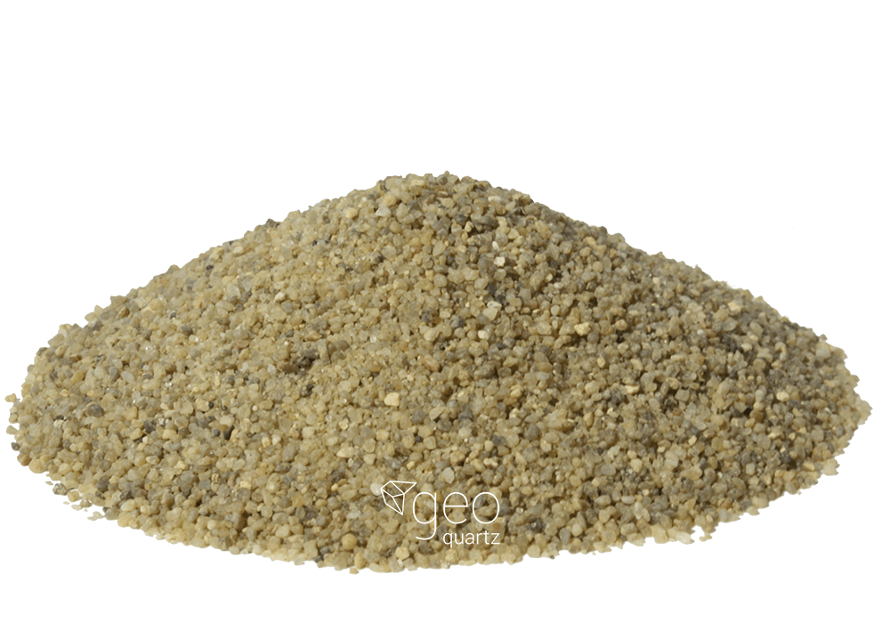 Кварцевый песок фракционированный 0,5-1,2 мм main image