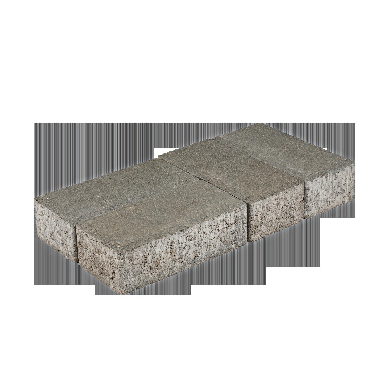 Тротуарная плитка «Брусчатка» (Кирпичик), 40 мм image 1